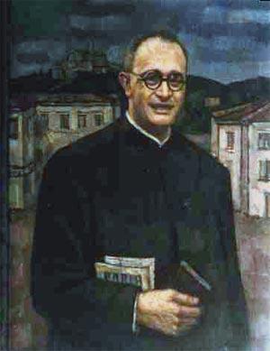 Padre Faustino Moretti